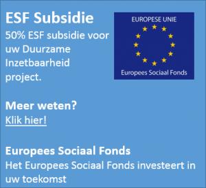 banner ESF subsidie