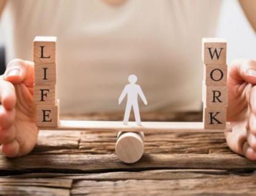 Harmonie tussen werk en privé