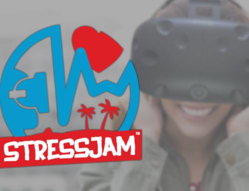 StressJam virtual reality game
