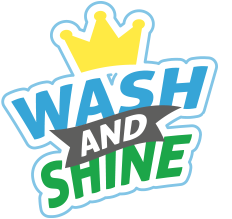 wash-and-shine