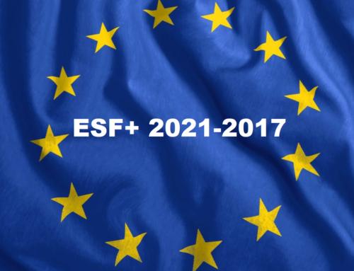ESF+ subsidie 2021-2027