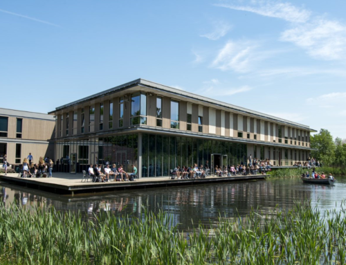 De eerste Vitalogische school van Nederland?!